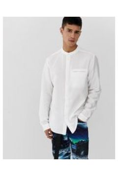 Weekday - Hunt - Camicia bianca-Bianco(124794478)