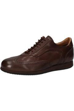 Chaussures Sport élégantes marron cuir AD532(115431873)
