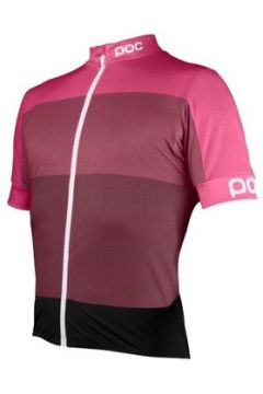 T-shirt Poc Fondo light Jersey Burgundy(88652809)