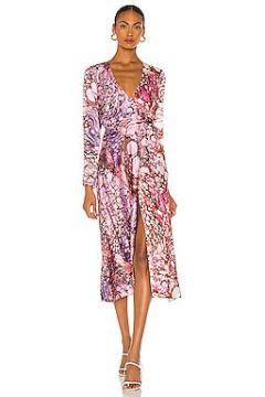 Платье миди tilly - Diane von Furstenberg(125436337)