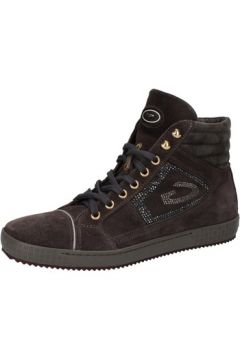 Chaussures Guardiani sneakers gris daim AE828(115399572)