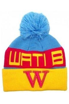 Bonnet Wati B - Bonnet à pompon Text Stripe Beanie(127950745)