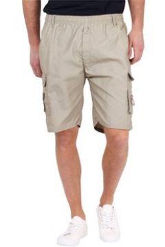 Short Krisp uni coton Cargo Shorts(127853500)