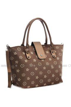 Brown - Shoulder Bags - Elvin Bags(110333792)