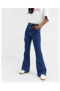 Abrand Double - Oh flared - Jeans-Blu(120356038)