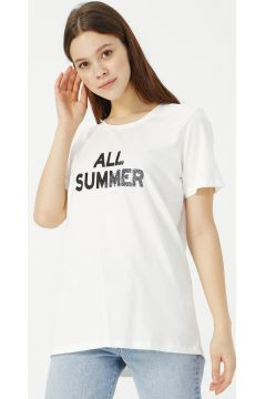 Limon Beyaz T-Shirt(113995011)