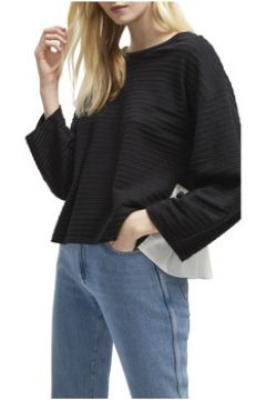 Pull French Connection Pull uni manches longues(115485062)