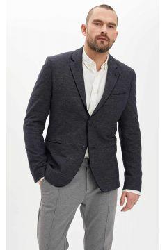 DeFacto Erkek Modern Fit Blazer Ceket(119061024)
