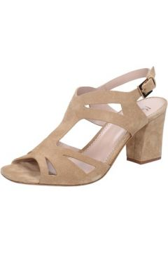Sandales Maria Cristina sandales beige daim BZ137(115393930)