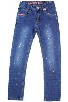 Jeans enfant Lee Cooper Jean LC A80502-4 Black Denim 4-14 Ans(115509183)