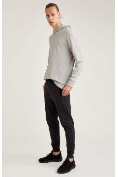DeFacto Erkek Slim Fit Basic Jogger Eşofman Altı(125930133)