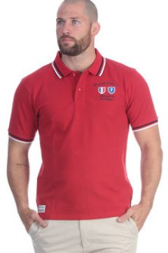 Chemise Ruckfield Polo nations rugby rouge(115625291)