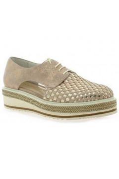 Chaussures Altraofficina Derby cuir laminé(98529576)