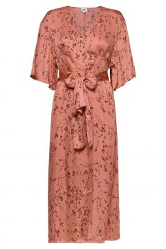 Nellie Dress Kleid Knielang Pink TWIST & TANGO(117871369)