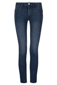 High Waist Push Up Skinny Jeans(110824964)