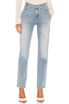 Облегающие прямые джинсы half belted paperbag - 7 For All Mankind(115062653)