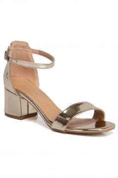 Teryy Altın Vegan Kadın Ayakkabı 210059m4d(122303548)
