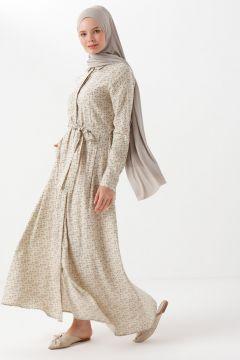 Robe Phull Beige / Kaki(119067804)