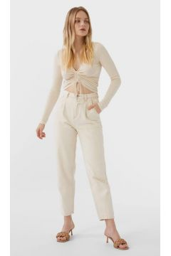 Jeans im Slouchy-Fit Vanille(113907722)