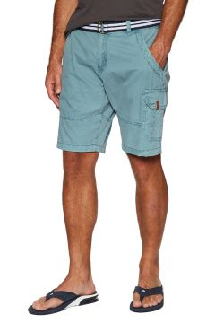 Protest Packwood Spazier-Shorts - Washed Blue(110366242)