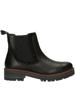 Boots Wrangler WL02545A Chelsea Femme NOIR(127961716)
