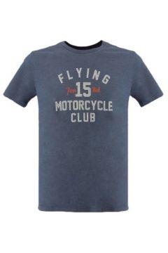 T-shirt Penn Rich Woolrich CLUB TEE(115589964)
