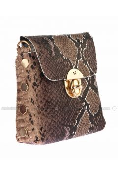 Brown - Shoulder Bags - Housebags(110339794)
