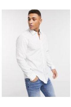 BOSS - Business Lukas - Camicia a maniche lunghe-Blu(112453635)