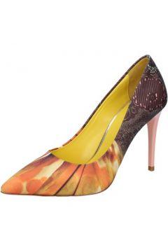 Chaussures escarpins Elena Iachi escarpins multicolor textile BZ22(115393902)