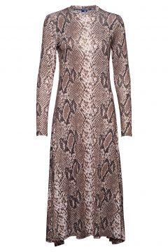 Paris Dress Maxikleid Partykleid Bunt/gemustert RÉSUMÉ(114163769)