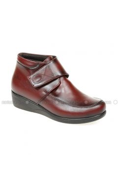 Maroon - Boot - Boots - Pembe Potin(110313744)