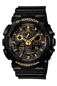 Montre G-shock Montre en Résine Noire Homme(88666712)