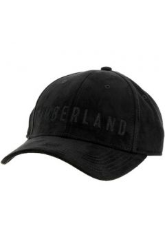 Casquette Timberland SUEDE HIGH CROWN CAPPELLO NERO(115478185)