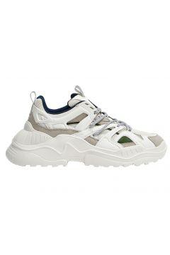Chunky-Sneaker aus Funktionsstoff mit Einsätzen(108506243)