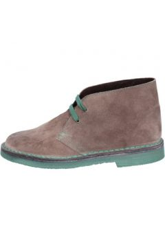 Boots Kep\'s By Coraf KEP\'S bottines beige daim vert BX676(115442617)
