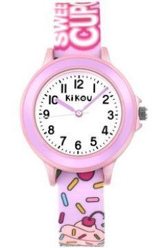 Montre Kikou Montre en Silicone Multicolore Enfant(88655388)