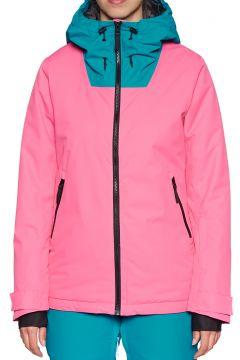 Blouson pour Snowboard Femme Wear Colour Cake - Post-it Pink(111333908)