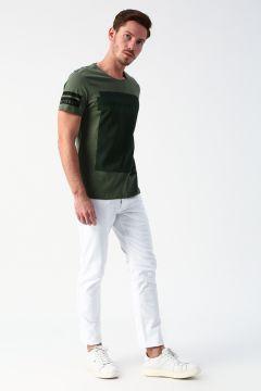 Twister Jeans Beyaz Denim Pantolon(116364681)