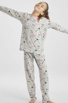 Penti Renkli Pijama Takımı(126443557)