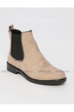 Beige - Boot - Boots - Sitill(110336309)