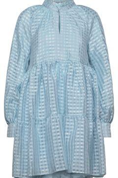 Jasmine, 864 Gingham Poly Kurzes Kleid STINE GOYA(116779135)