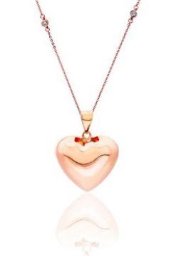 Collier Bobyloo Sautoir en Argent 925/1000 Rose Femme(88560833)