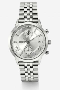Damenuhr in Silber/Weiß(125023801)