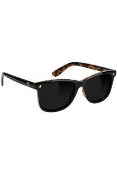 Glassy Mikemo Premium Polarized Matte Black / Tortoise zwart(118165574)