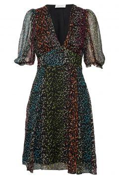 Brave Short Dress Kleid Knielang Bunt/gemustert STORM & MARIE(114163838)