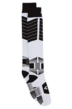 Snow Socks Thirty Two Asi Bamboo Team - White Light Grey(115690439)