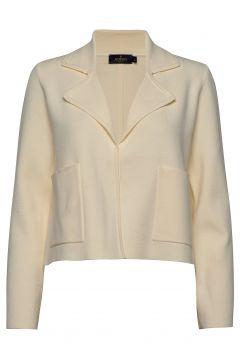 Valere Knit Jacket Cardigan Strickpullover Creme MORRIS LADY(116547405)