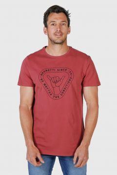 Brunotti Tim-Print Mens T-shirt(116973997)
