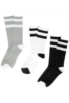 Zine Brawny 3pk Socks patroon(99178754)