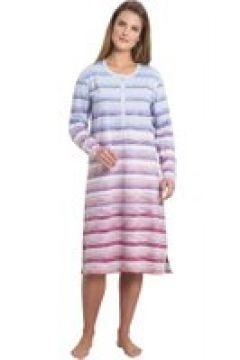Nachthemd Klima-Komfort Hajo hellblau(111504325)